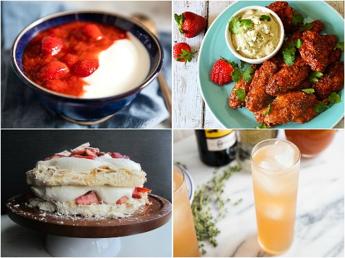20 Strawberry Recipes to Make the Most Out of the Summer Haul
