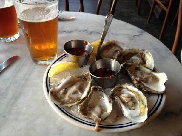 What Do You Like to Drink With Oysters?