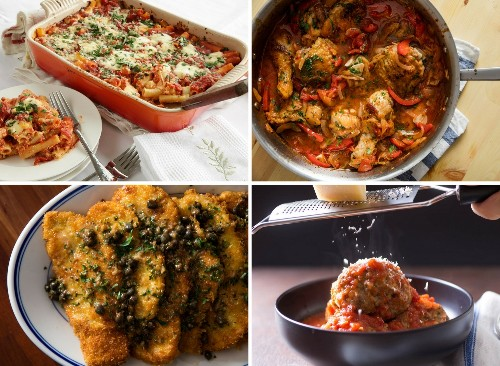 21 Italian-American Recipes, From Baked Ziti to Bolognese