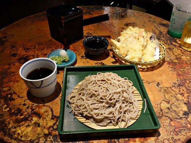 Special-Occasion Soba Noodles for the New Year at Miyabi 45th in Seattle