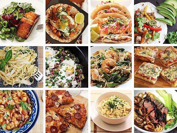 The 12 Best Easy Recipes of 2013