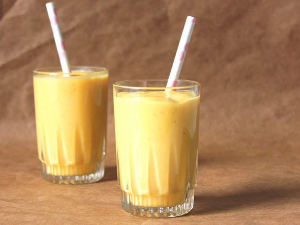 Spicy and Salty Mango Lassi Recipe