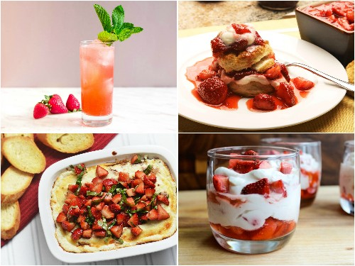 17 Recipes for the First Fresh Strawberries of the Year