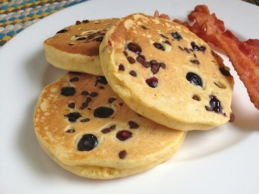 Gluten-Free Tuesday: Multigrain Pancakes
