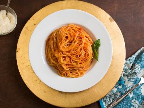 Forget Boiling! Use Less Salt! Plus More Tips for Better, Easier Pasta