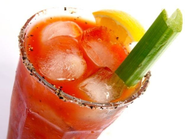 The Bloody Mary: The History and Science of an Oddball Classic