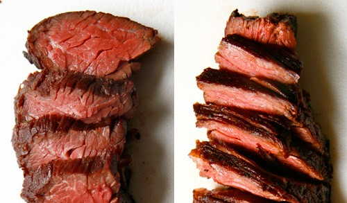 The Food Lab: Slicing Meat Against the Grain