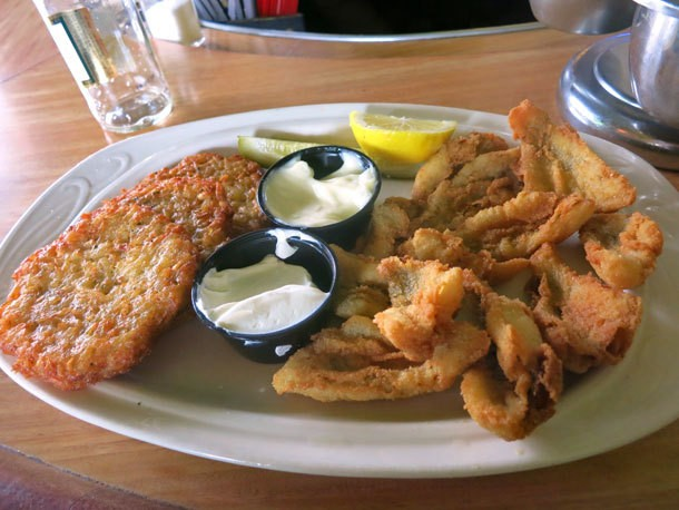 Experience a Friday Fish Fry Done Right at Steve's Lounge