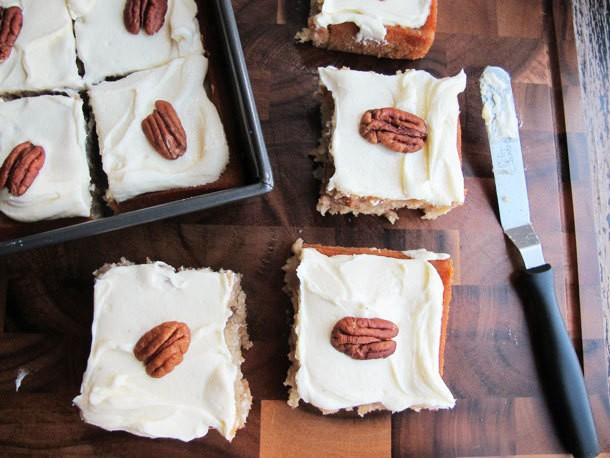 One Bowl Baking: Hummingbird Pudding Cake