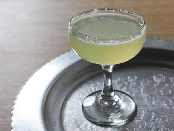 Chamomile Tequila Sour Recipe