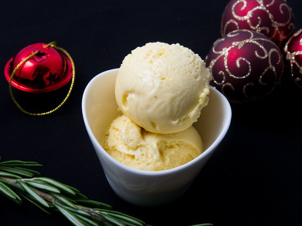 Turn Sad, Stale Panettone Into Awesome Ice Cream