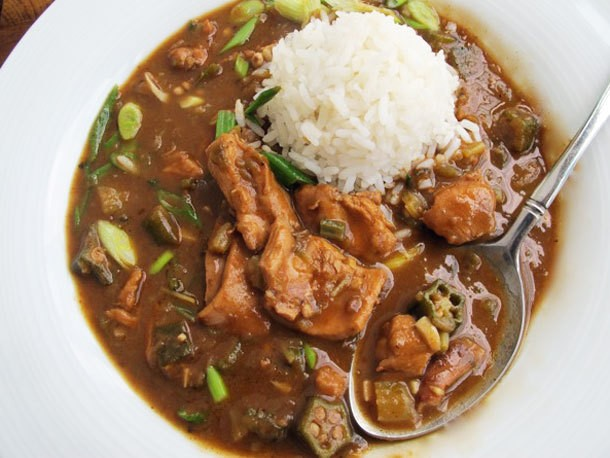 Quicker Chicken and Okra Gumbo Recipe