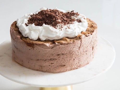 For This Mocha Icebox Cake, You're Gonna Need a Bigger Cookie