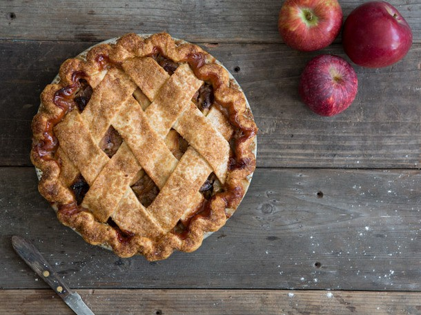 How To Ace Your Thanksgiving Pie