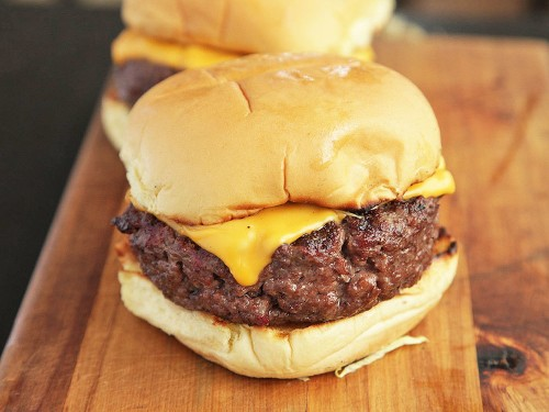 Home-Ground Bison Burgers Recipe