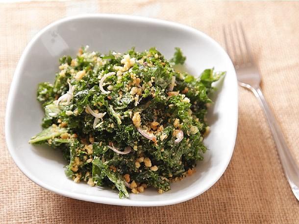 The Food Lab Lite: Kale Caesar Salad