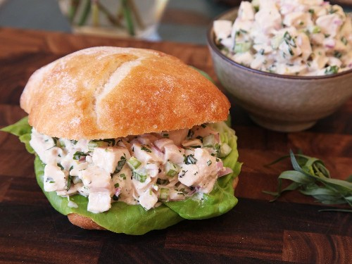 Use Your Sous Vide Cooker for the Juiciest, Most Flavorful Chicken Salads