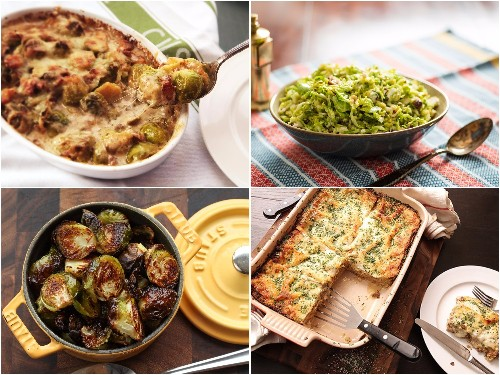 12 Brussels Sprout Recipes for Thanksgiving