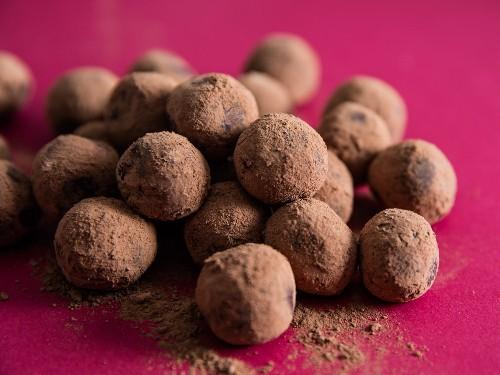 Chocolate Ganache Truffles Recipe