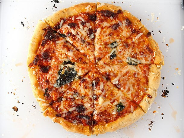 Taste Test: Pamela's Gluten-Free Pizza Crust Mix