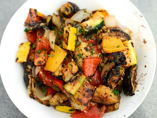 Grilled Ratatouille Recipe
