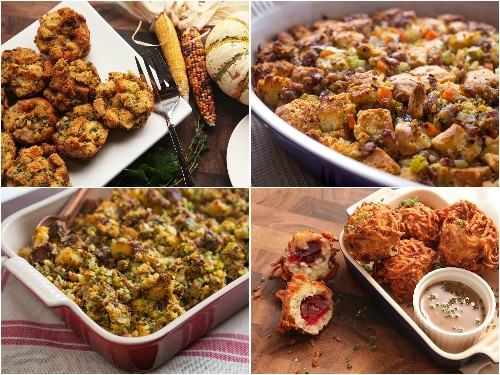 14 Stuffing and Dressing Recipes to Make Thanksgiving's Best Dish Even Better
