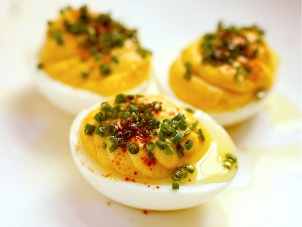 Great Deviled Eggs Recipe