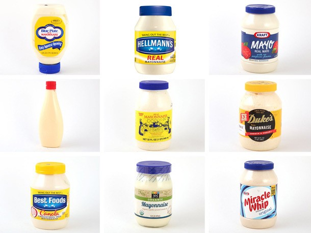 Taste Test: The Best Mayonnaise