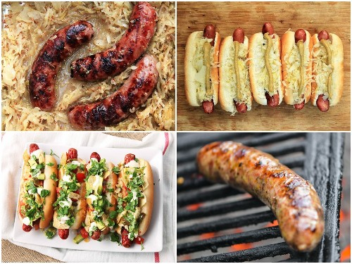 11 Better-Than-Basic July 4th Hot Dogs and Sausages