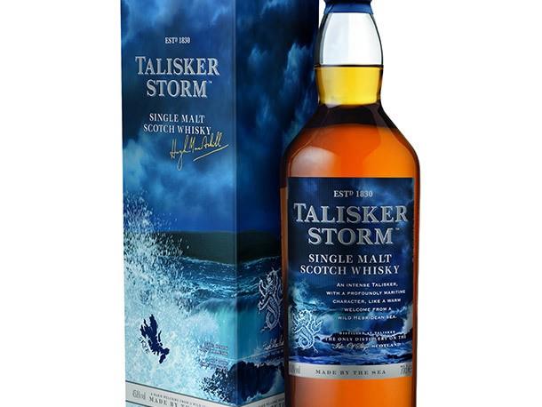 Talisker Storm: No Age Statement Scotch Done Right