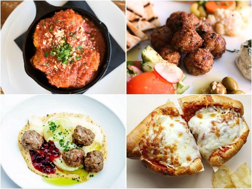 9 Stand-Out Meatballs Across the Country