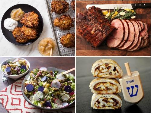 22 Recipes for 8 Delicious Nights of Hanukkah