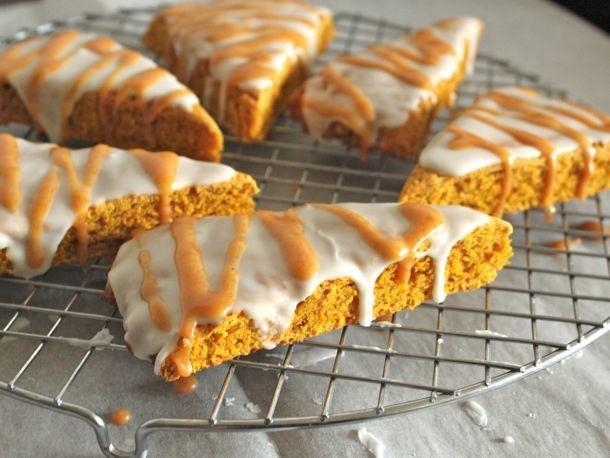 Gluten-Free Pumpkin Scones Recipe