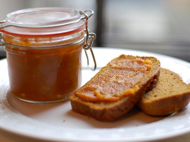 Weekend Baking Project: Honey Ginger Pumpkin Butter