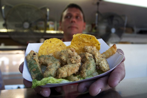 Gallery: 20 of the Best New Eats at the Arkansas State Fair