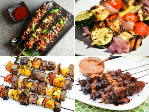 Skewer This: 18 Kickass Kebabs for Your Cookout