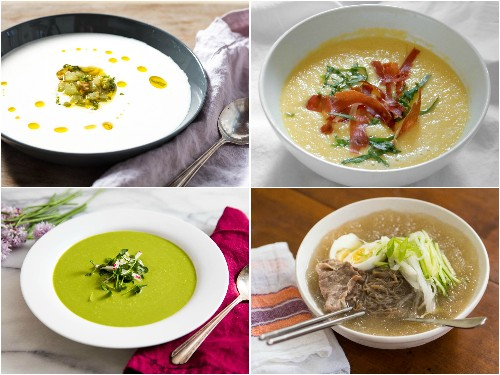 15 Chilled Soups to Make the Most of Summer Produce