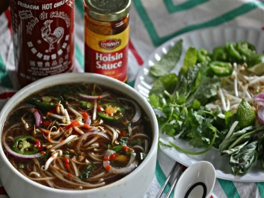 Sunday Supper: Slow Cooker Pho With Eye of Round