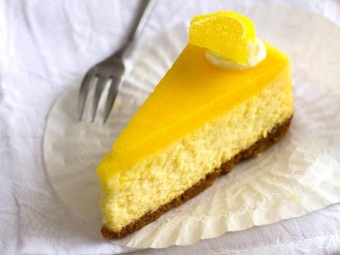Meyer Lemon Mascarpone Cake Recipe