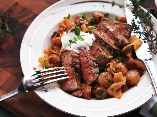 The Food Lab: Rethinking Beef Stroganoff