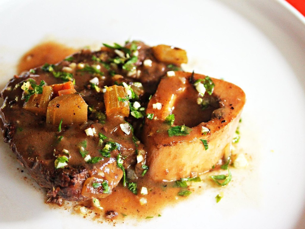 Use Your Slow Cooker for Spoon-Tender Beef Osso Buco With Rich Gravy