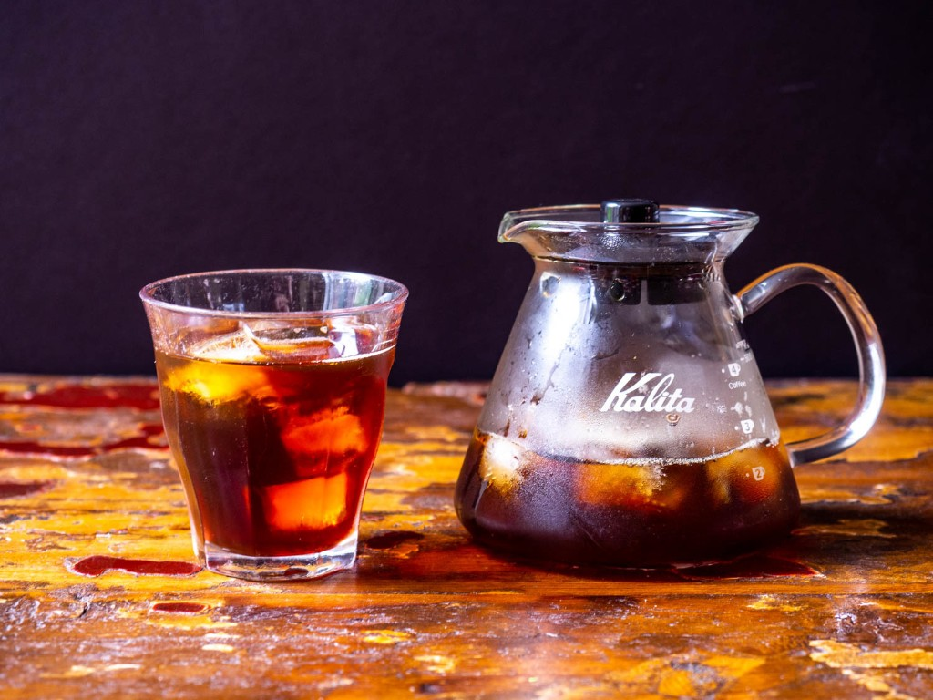 Japanese-Style Iced Coffee Recipe