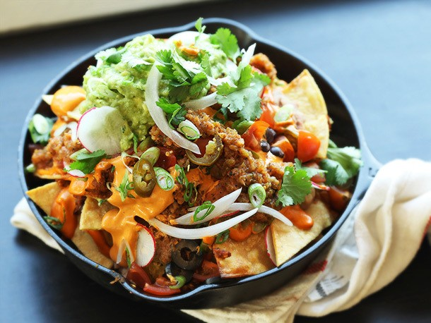 The Food Lab: The Ultimate Fully Loaded Vegan Nachos