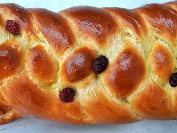 Cranberry Challah Recipe