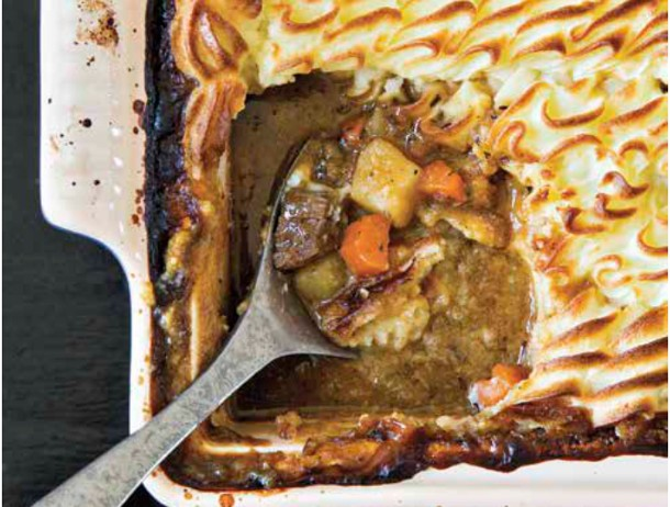 Shepherd's Pie From 'My Irish Table'