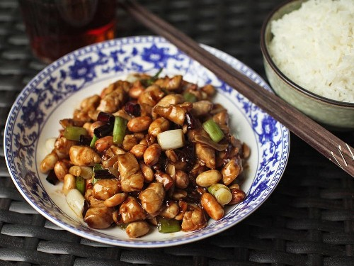 The Food Lab: The Realest-Deal Kung Pao Chicken (Gong Bao Ji Ding)