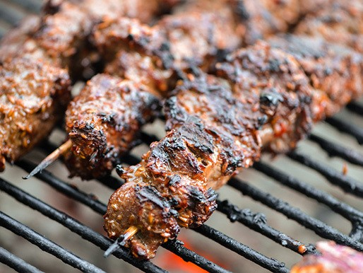 Grilling: Spicy Cumin Lamb Skewers