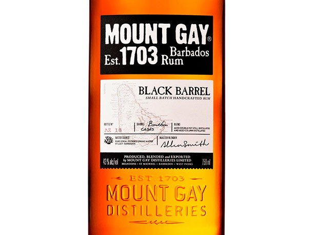 New Mount Gay Black Barrel Rum Straddles the Bourbon/Rum Divide