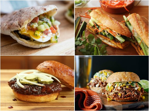 20 Super Sandwich Recipes to Make You Love Lunch Again