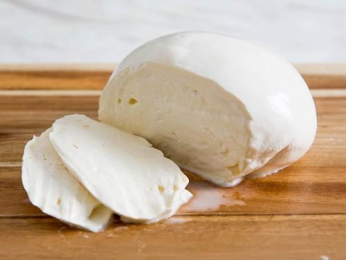 Fresh Mozzarella From Scratch Recipe